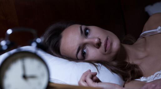 - Terapi på nettet hjelper folk med søvnproblemer