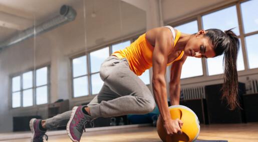 Kvinner som bruker anabole steroider sliter med bivirkningene - som varige, mannlige trekk