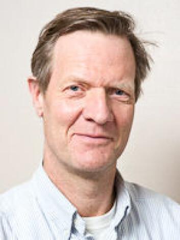 Johan Ræder (Foto: UiO)