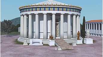 Oldtidens grekere tilrettela bygninger for funksjonshemmede