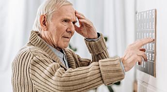 Risikoen for demens kan avdekkes i ung alder, antyder ny forskning