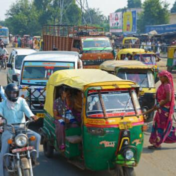 Telenor satser hardt i det indiske markedet. Dette til tross for at det indiske markedet er helt annerledes enn det norske. (Foto: iStockphoto)