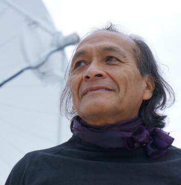 César La Hoz (Foto: Arnfinn Christensen)