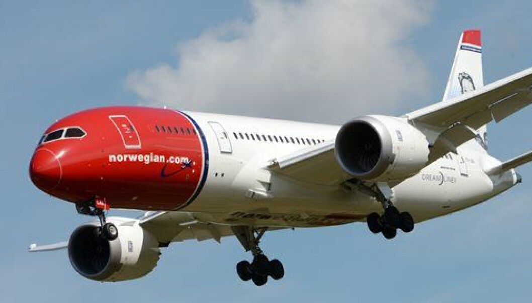 - Beslutningen om å kjøpe Dreamliner-fly var riktig, men ikke i kombinasjon med et så sårbart rutenett, mener NHH-professor Frode Steen. Johan Nilsson, Scanpix