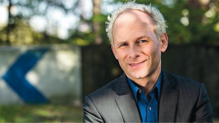 Den tyske sosialpsykologen Jens Förster er mistenkt for å ha manipulert data i forskningen sin. (Foto: Sven Müller/Humboldt-Stiftung)