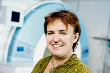 – All forsking om kreft gjer sitt til at vi ein dag kanskje løyser gåta. Å oppdage tre nye typar brystkreft er vårt siste bidrag i dette puslespelet, seier Ingrid Gribbestad. (Foto: Geir Mogen)