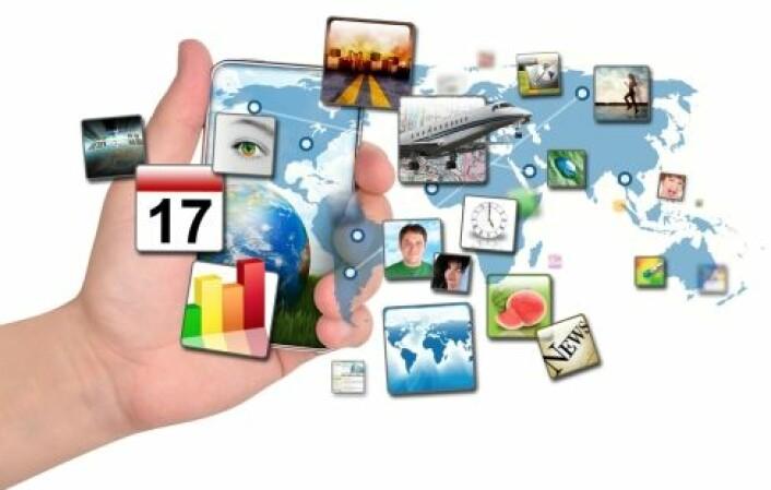 Dersom bedrifter hadde tjent på å utvikle nye tjenester, ville vi fått nye og bedre tjenester for mobil, brett og nett, tror forskerne. (Foto: Shutterstock)