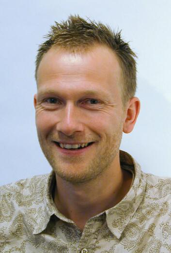 Anders Bryn. (Foto: Norsk institutt for skog og landskap.)