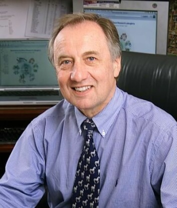 Ian Wilson, professor ved Scripps Research Institute. (Foto: Scripps Research Institute)