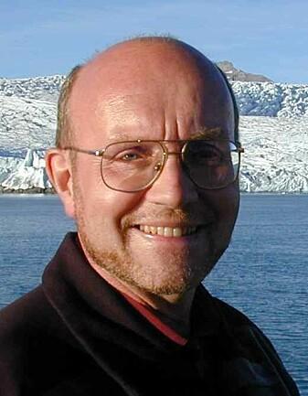 Ole Humlum er professor i fysisk geografi ved Universitetet i Oslo.
