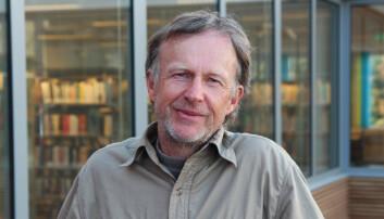 – Død ved er avgjørende viktig for mange insekter i skogen, sier professor Jostein Lorås.