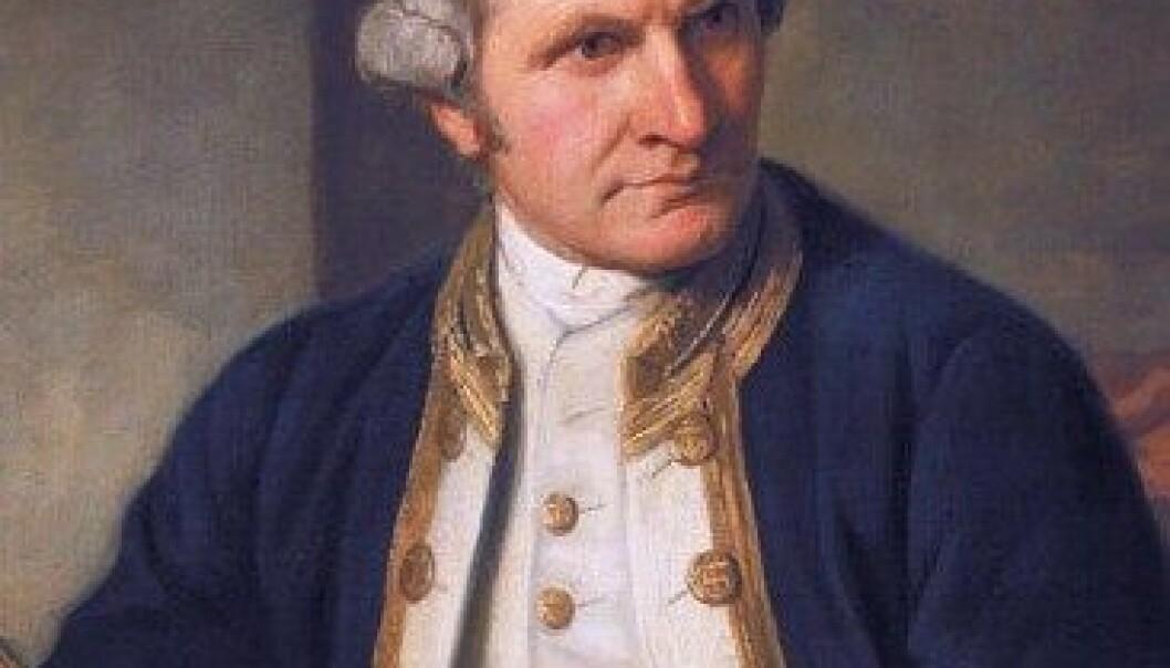 James Cook tilrettela med sine oppdagelsesferder for europeiske bosetninger i Australia. Men var han den første europeeren på østkysten? National Maritime Museum