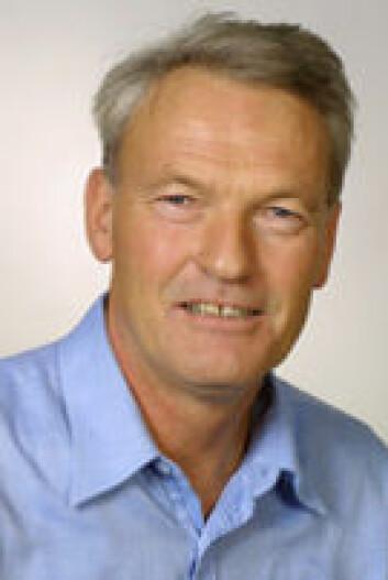 Hans Blom, daglig leder i Zeracryl AS. Foto: Nofima AS