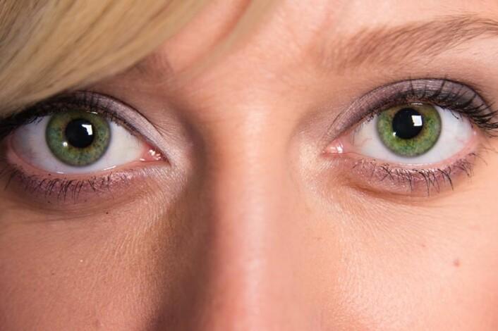 Forskere mener pupillene kan indikere hvilken legning man har. (Foto: Colourbox)