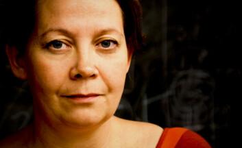 May-Len Skilbrei. (Foto: Ida Irene Bergstrøm)