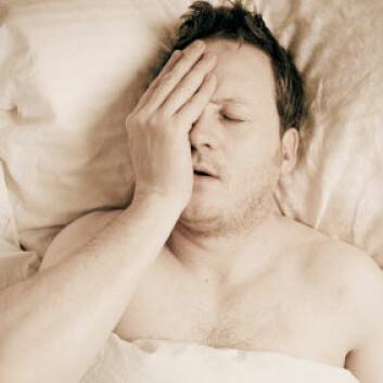 30 prosent av oss sliter med søvn i perioder. (Foto: iStockphoto)