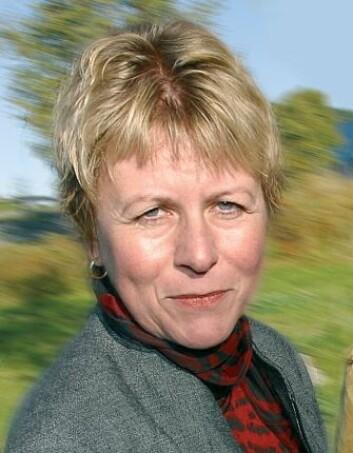 Professor Anne Kari Bjørge. (Foto: NHH)