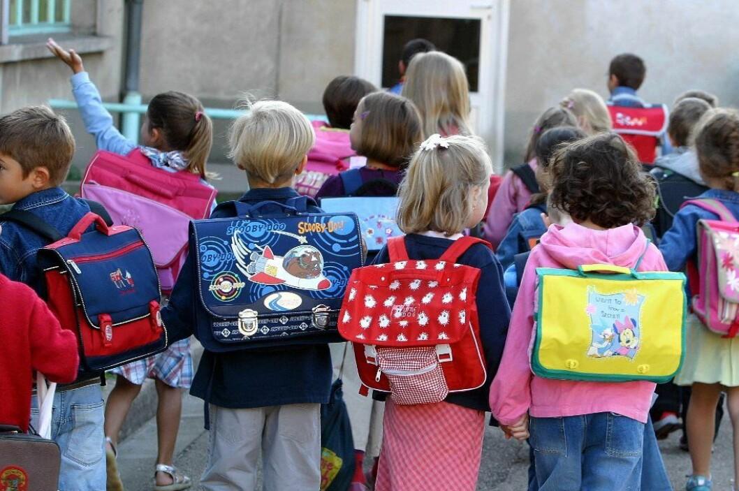 Selv om barn er ekstremt opptatt av kjønn og kjønnsgrenser, skjønner de godt at ikke alle gutter er på en måte, og alle jenter på en annen, sier professor Harriet Bjerrum Nielsen. (Illustrasjonsfoto: www.colourbox.no)