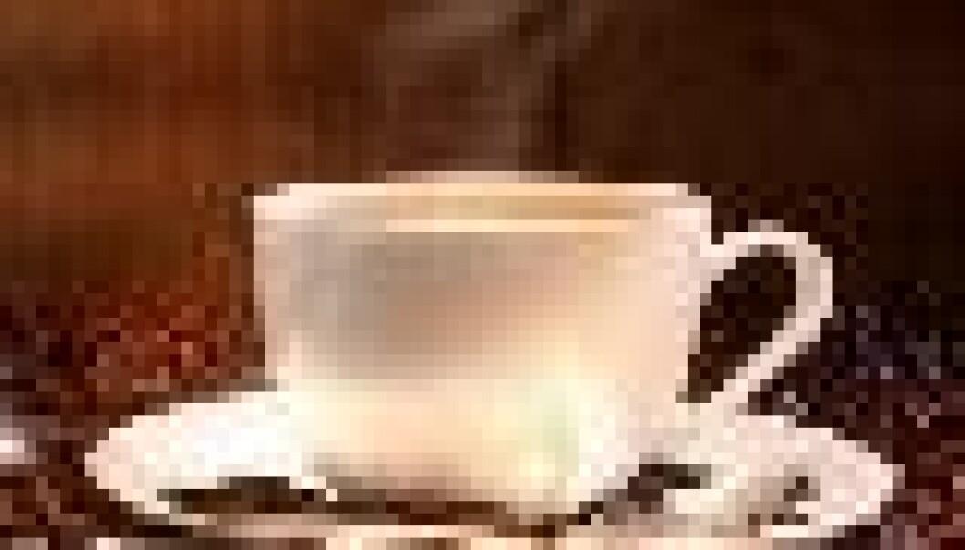 Kaffe en hard nøtt for forskerne