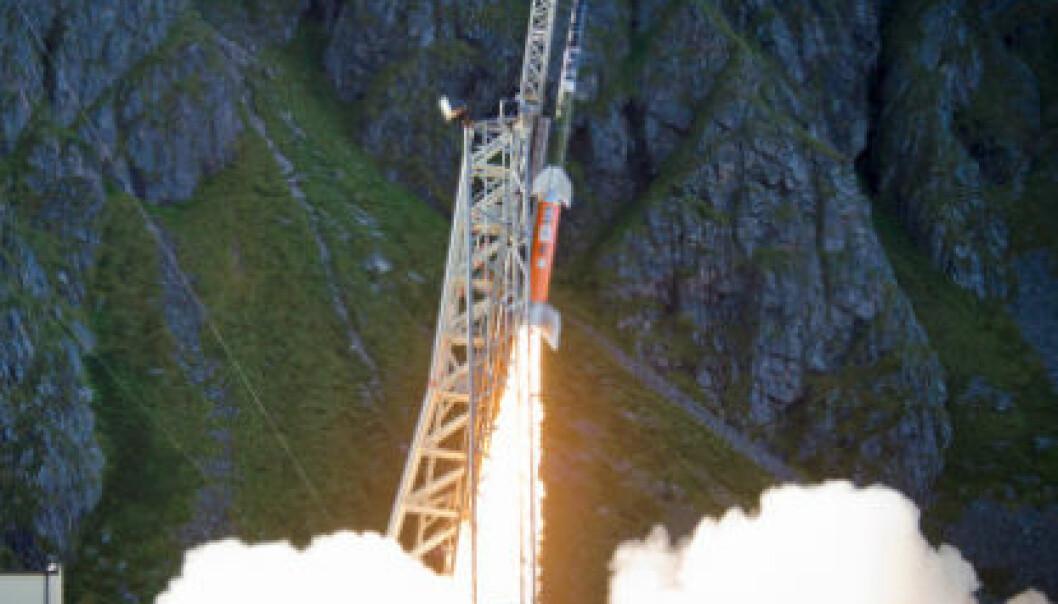 Refs av norsk romforskning