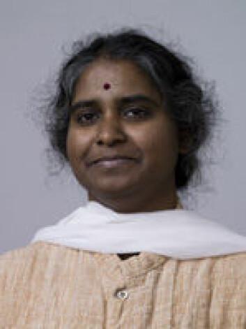 Latha Nrugham. (Foto: UiO)