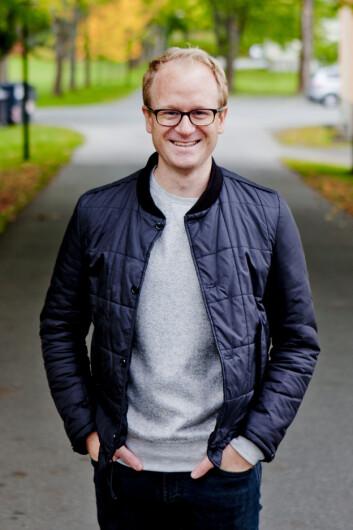 Håvard Kallestad har sett på søvnproblemer hos psykiatriske pasienter i sin doktorgrad i medisin. (Foto: Mette Steinan)
