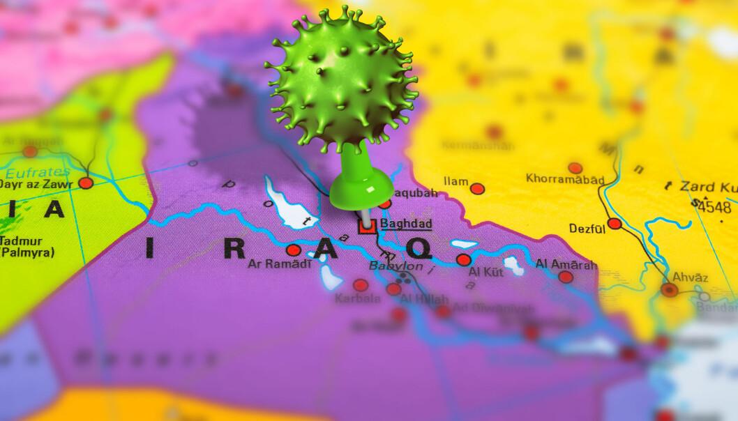 Fafo har kommet med en ny rapport om hvordan covid-19 har rammet sårbare grupper og små bedrifter i Irak.