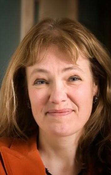 Susanne Søholt (Foto: NIBR)