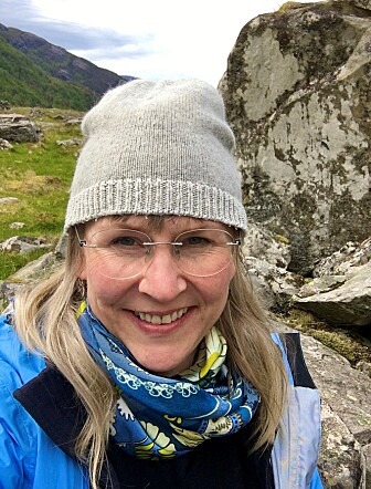 Ingrid Sommerseth ved UiT - Norges arktiske universitet.