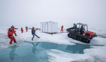 What happens in the Arctic, doesn't stay in the Arctic