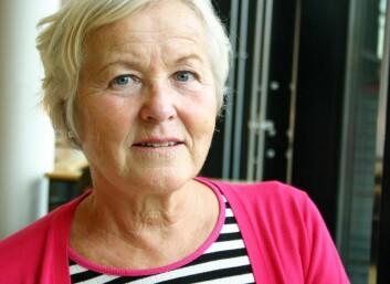 Harriet Bjerrum Nielsen. (Foto: Ida Irene Bergstrøm)
