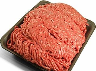 3 av 10 spiser rå kjøttdeig
