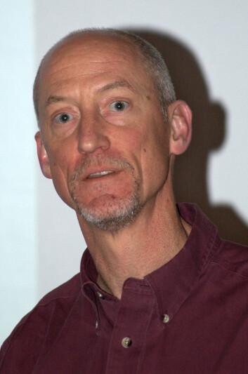 Fysiker John Wettlaufer. (Foto: Magnus Holm)