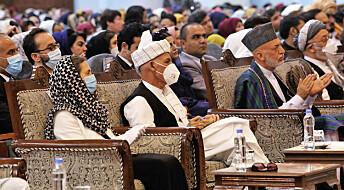 Forsker om Afghanistan-forhandlinger: – Strålende