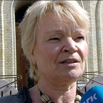 Kari Kjønaas Kjos i Frp. (Foto: NRK)