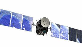 Dawn-romsonden, som avsluttet oppdraget sitt i 2018.