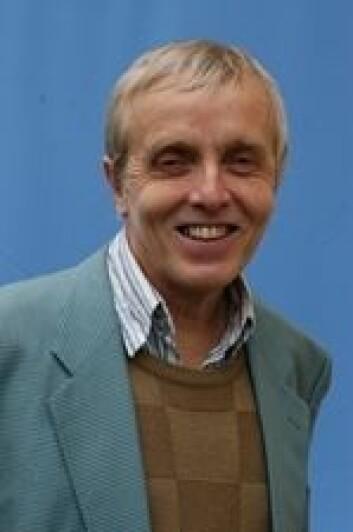 Olaf Aagedal er forsker ved Stiftelsen Kirkeforskning. (Foto: Stiftelsen Kirkeforskning)