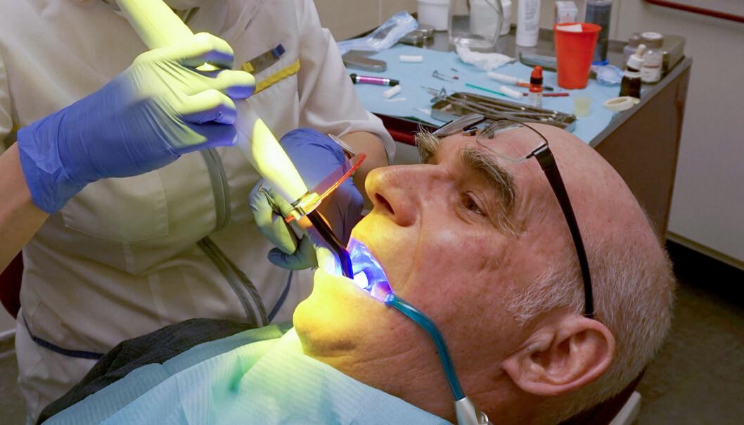 I den voksne delen av befolkningen har cirka fem prosent odontofobi, altså ekstrem frykt for tannbehandling.