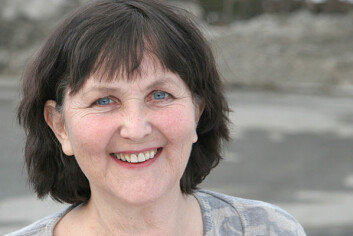 Anne Karin Hufthammer. (Foto: Lise Ekern)