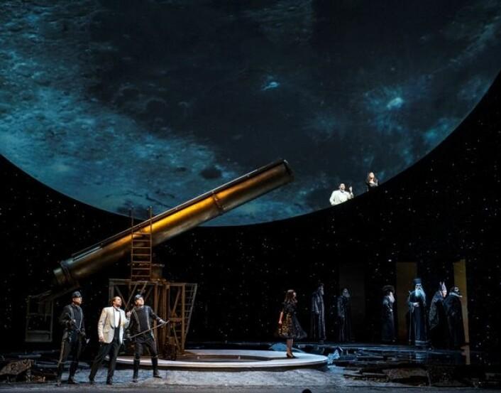 Fra oppsetningen av Salome på Den norske opera og ballett. (Foto: Erik Berg)