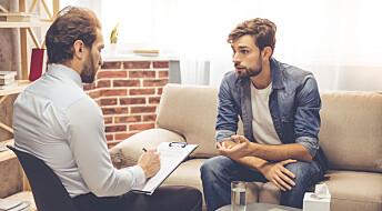 Voldtektsdømte menn har nytte av motstand i samtaler