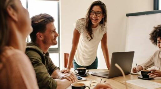 Tverrfaglig samarbeid gjør deg ettertraktet i arbeidslivet