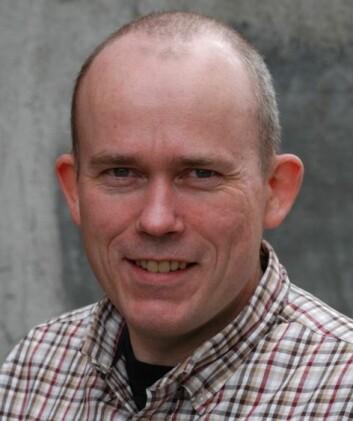 Torgeir Sørensen. (Foto: Marianne Torp, MF)