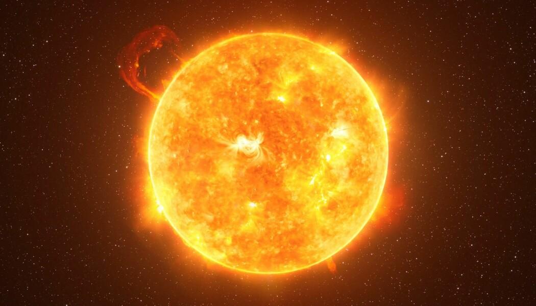 Fusjon er prosessen som skjer inne i sola. Om mennesker kan gjenskape det i en maskin får vi en nærmest utømmelig kilde til elektrisitet.