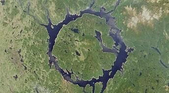 Det kan være mange skjulte meteorittkratre i Norge