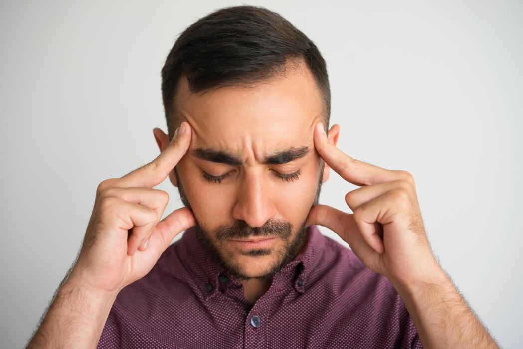 Hos et fullvoksent menneske utgjør hjernen bare 2 prosent av kroppsmassen. Men den sluker hele 20 prosent av energien.