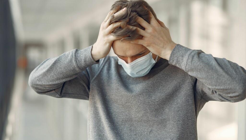 – For folk som i utgangspunktet var litt bekymret for bakterier og smitte, kan covid-19-epidemien bli en trigger for angst, sier forsker Sverre Urnes Johnson.