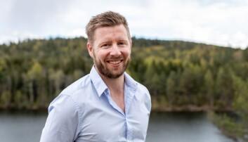 – Vi må ikke blande bekymring og angst, sier forsker Sverre Urnes Johnsen ved UiO.