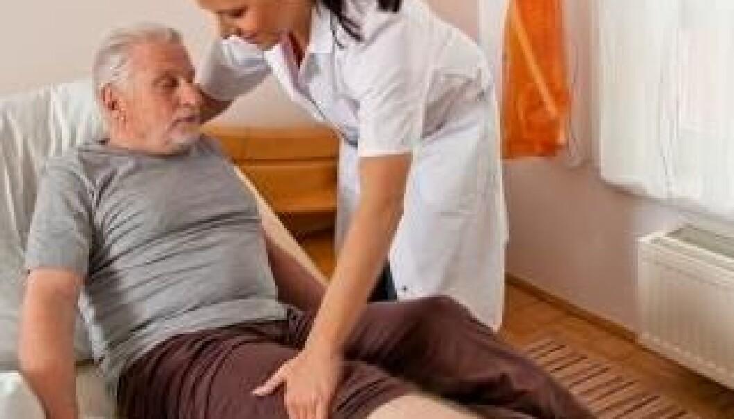 Sykepleiernes vanskelige valg