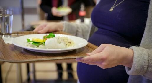 Gravide fikk mer jod av torsk til middag
